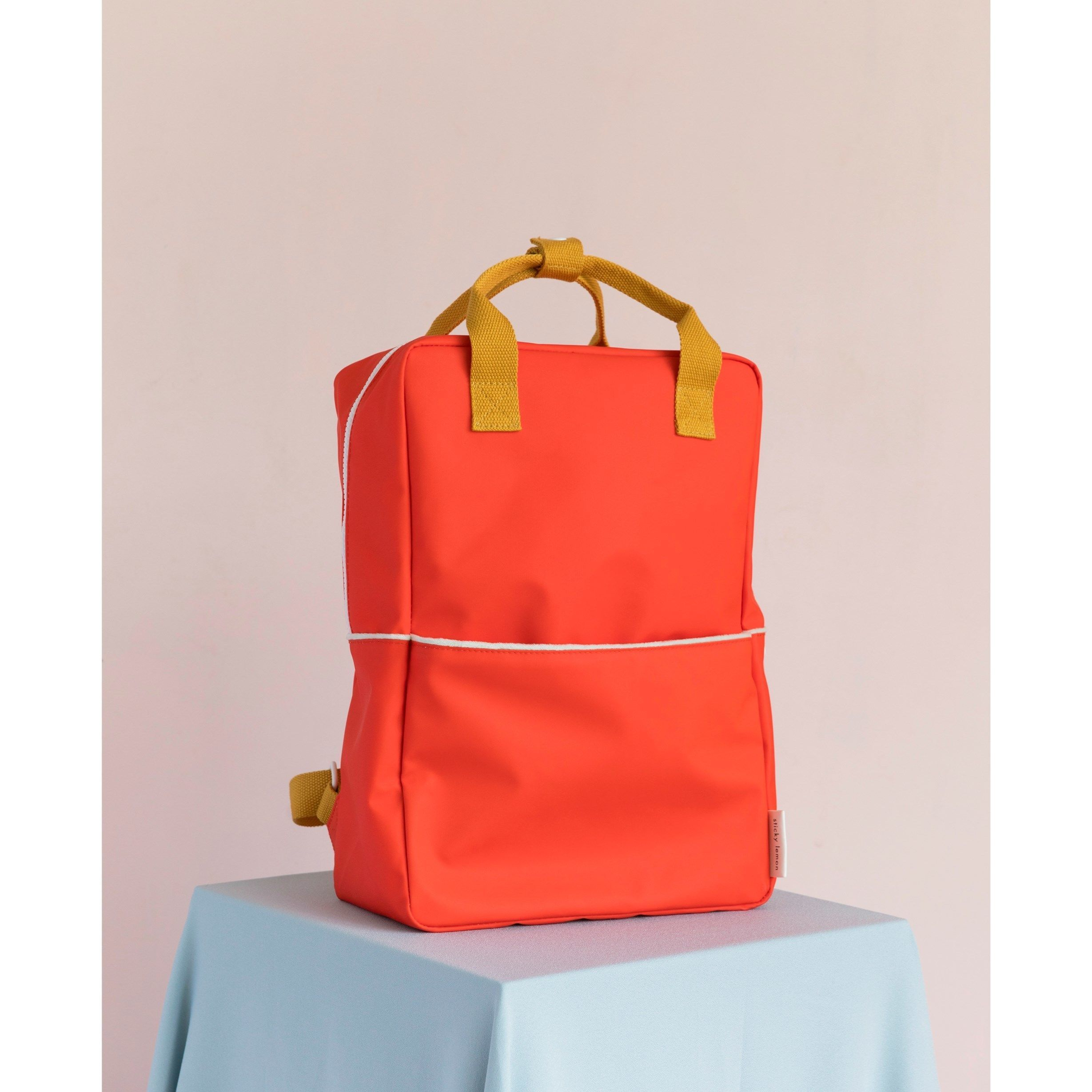 sticky lemon BACKPACK TEDDY SPORTY RED サイズL